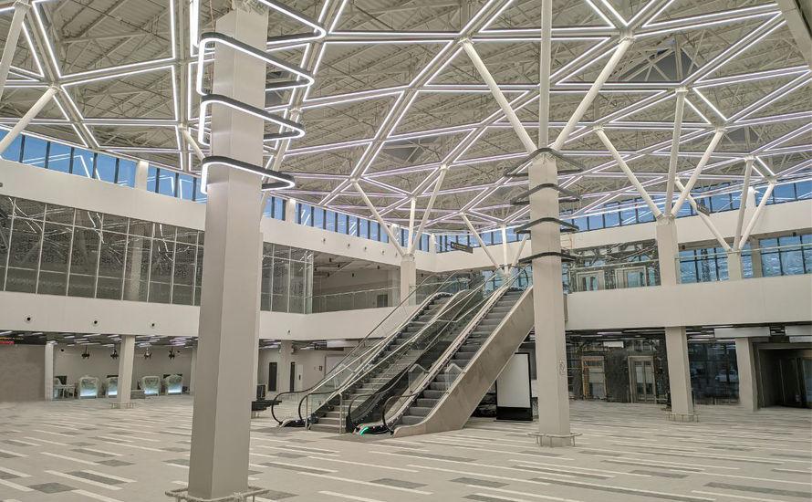 Международный аэропорт «Запорожье»